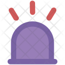 Siren Police Emergency Icon