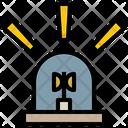 Siren Law Justice Icon