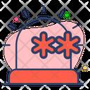 Emergency Ambulance Alarm Icon