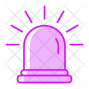 Light Alert Ambulance Icon
