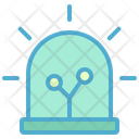 Sirene Emergency Police Icon