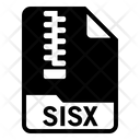 Sisx File Icon