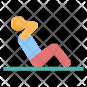 Sit ups Icon