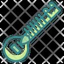 Sitar Music Instrument Icon