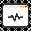 Site Checkup Test Icon