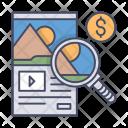 Site Search Photo Icon