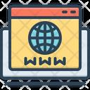 Site Website World Icon