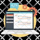 Site Editor Code Icon