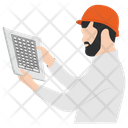 Site Engineer Icon