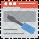 Site Maintenance Icon