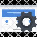 Site Optimization Seo Icon