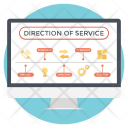 Customer Care Service Icon