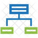 Sitemap Hierarchy Network Icon