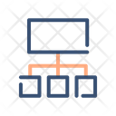 Sitemap Network Icon