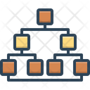 Sitemap Chart Website Icon