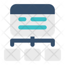Sitemap Hierarchy Structure Icon