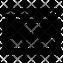 Algorithm Online Sitemap Flowchart Icon