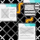 Sitemap Scheme Algorithm Icon