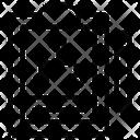 Sitemap Algorithm Flowchart Icon
