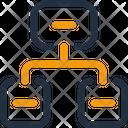Sitemap Website Interface Icon