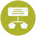 Sitemap Navigation Point Icon