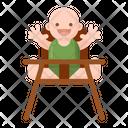 Sitting Baby Icon