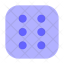 Six-dice Icon