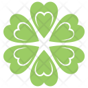 Six-leaf Clover Icon