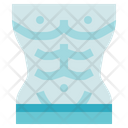 Fitness Gym Six Pack Icon