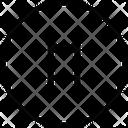 Size Medium Icon