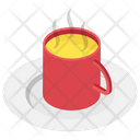 Sizzling Tea Tea Cup Brown Tea Icon