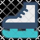 Skate Ice Skating Icon