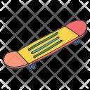 Skate Board Games Icon