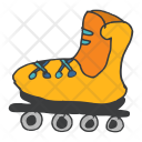 Skate Board Games Icon