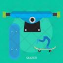 Skate Sport Awards Icon