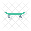 Skate Board Skating Icon