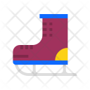 Skate Skating Iceskating Icon