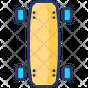 Board Skate Sport Icon
