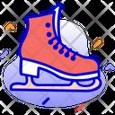Skate Ice Skate Skating Icon