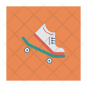 Skateboard Skating Board Icon
