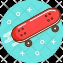 Skateboard Sports Game Icon