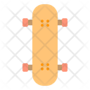 Skateboard Skate Board Board Icon