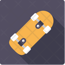 Skateboard Skating Boarding Icon