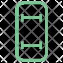 Skates Roller Skateboard Icon