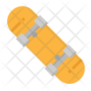 Skate Skateboard Board Icon