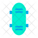 Skate Adventure Sports Icon
