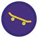 Skateboard Skating Skate Icon