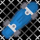 Skateboard Board Competition Icon