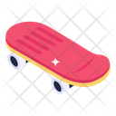 Skateboard Roller Board Skate Icon