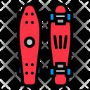 Skateboard Penny Skateboard Penny Icon